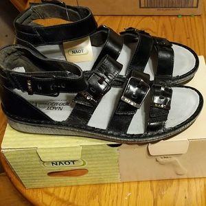 Naot Begonia sandals